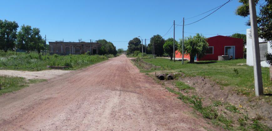 TERRENO CON MEJORAS EN CALLE ITUZAINGO CASI BRAVO